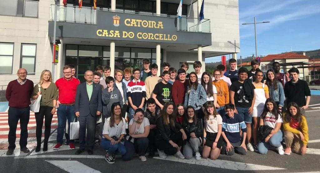 Erasmus Trip to Catoira in Spain